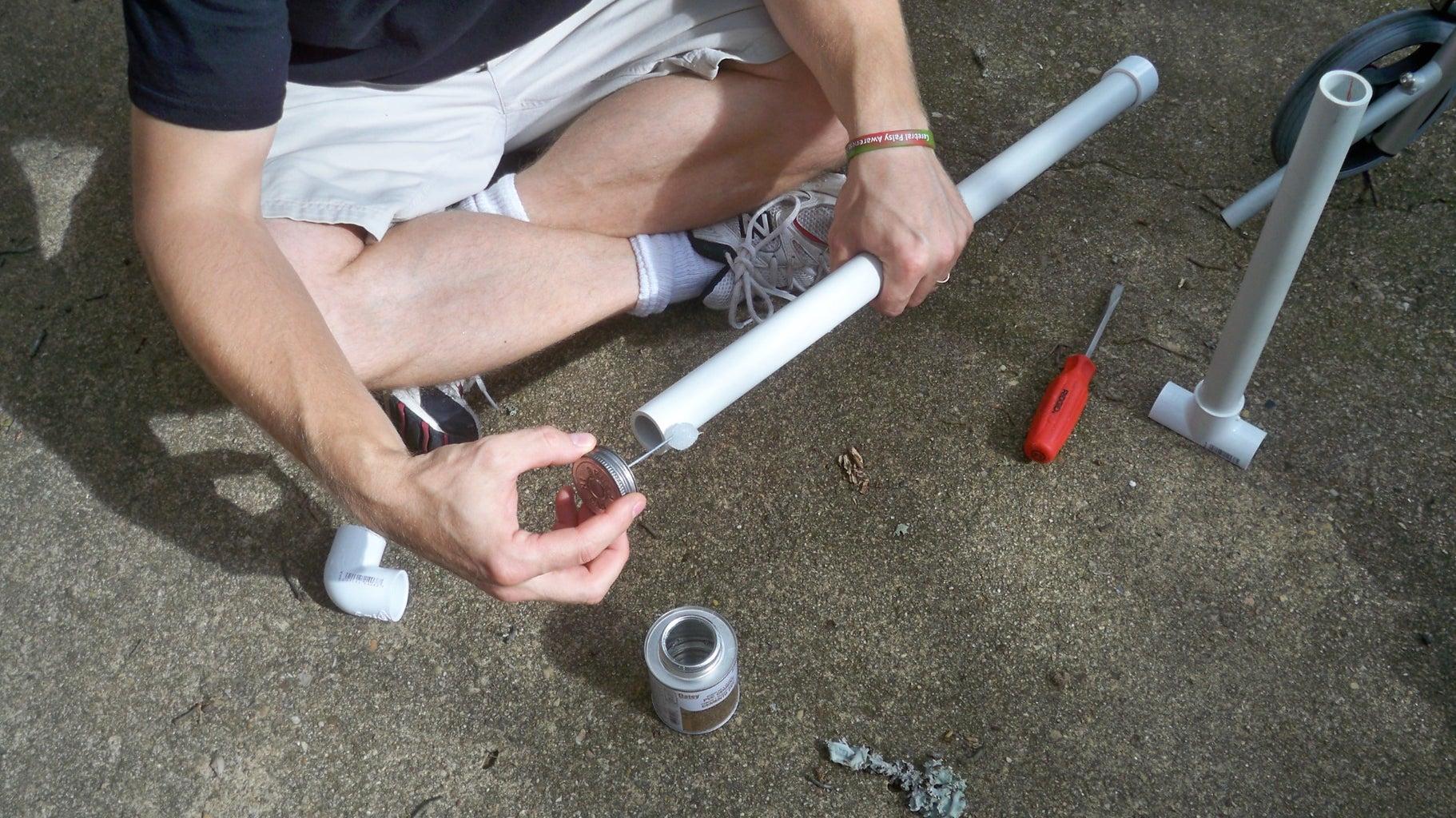 Build Bottom Leg Bar