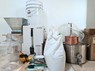 Gather the Ingredients and Equipment