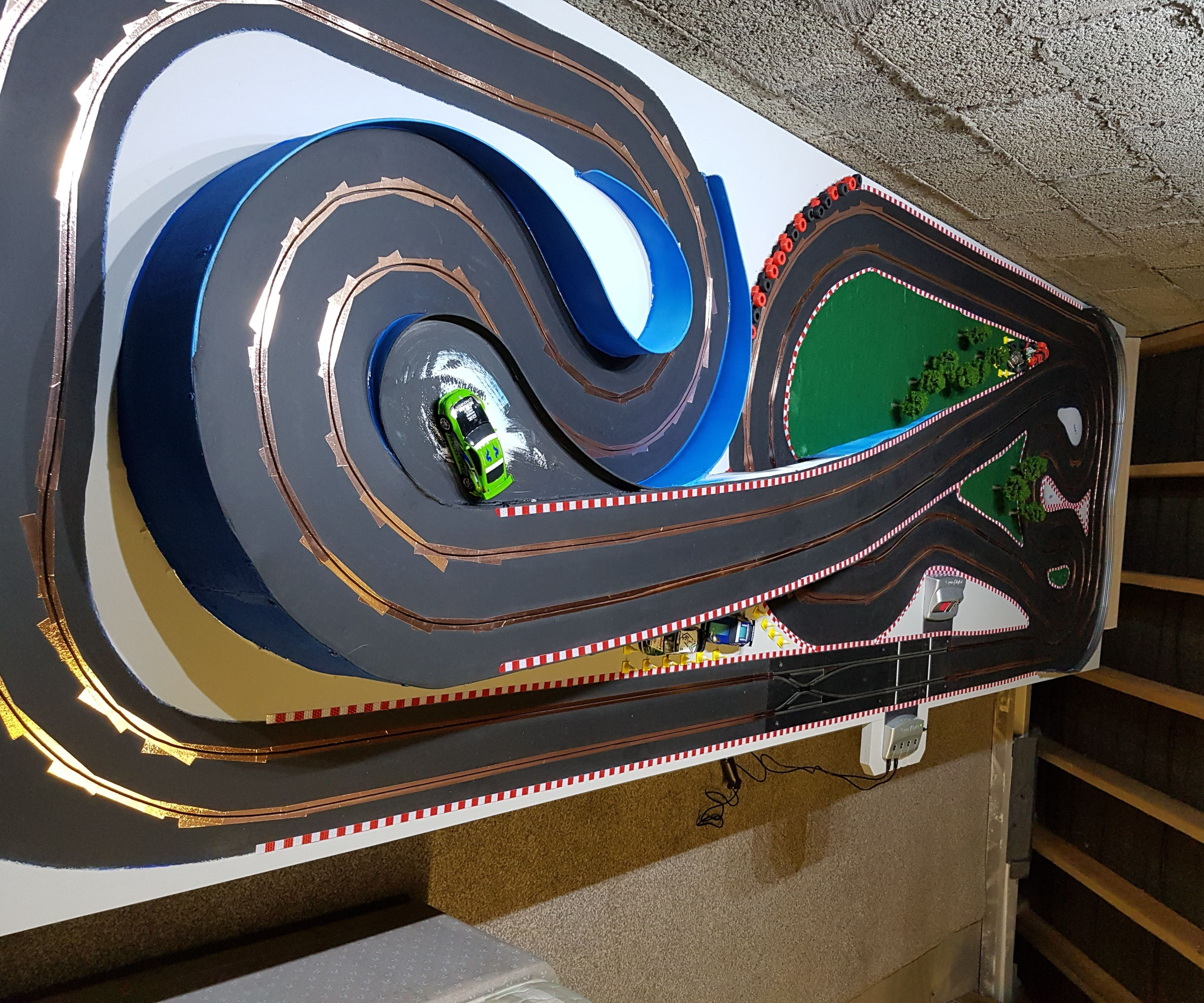 SCALEXTRIC Sport Track Elevated Track Supports