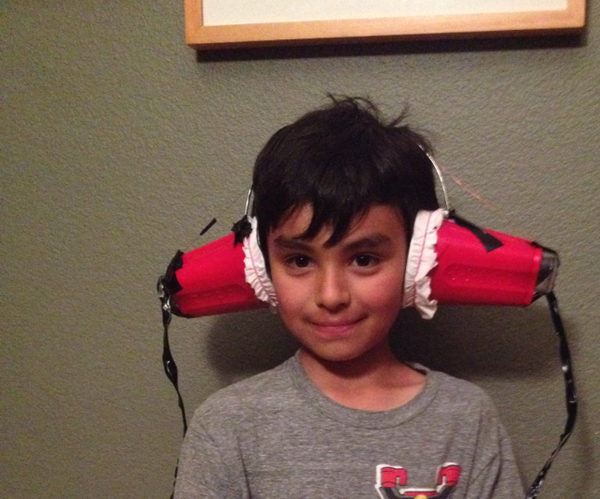 DIY Headphones, Beats by Eric and Christopher