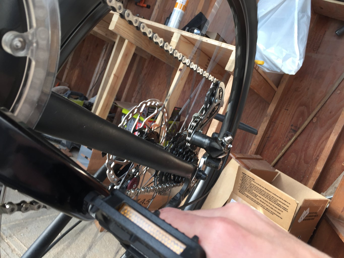 Assembly Part 4: Brakes and Derailleurs