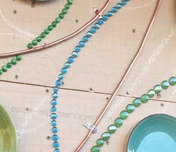 Adding Copper Tubing Dividers