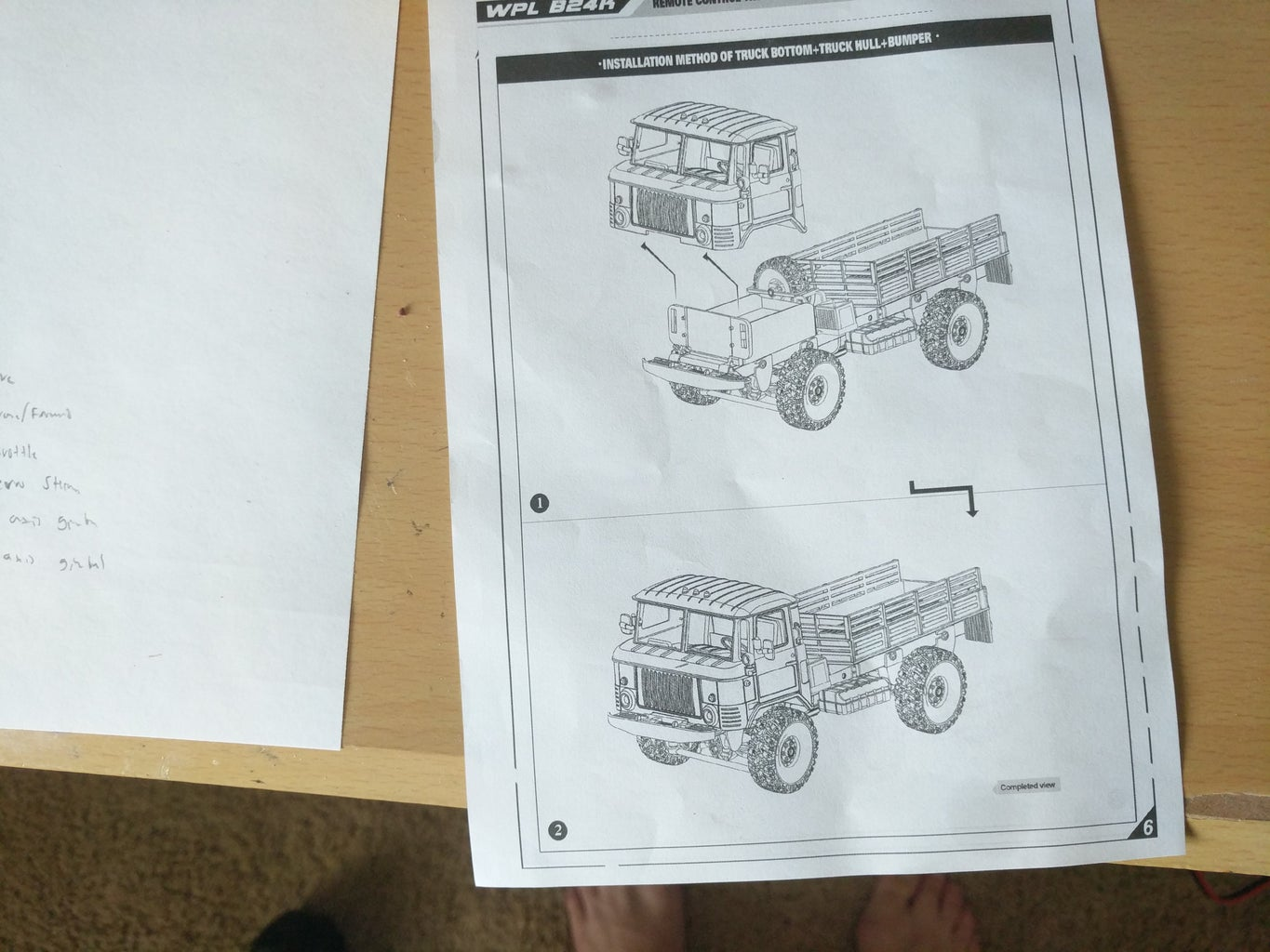 Building the Truck Part 1