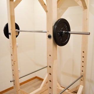 DIY - Power Rack (PT-BR)