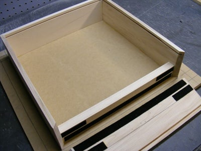 Building the Cake Board Base