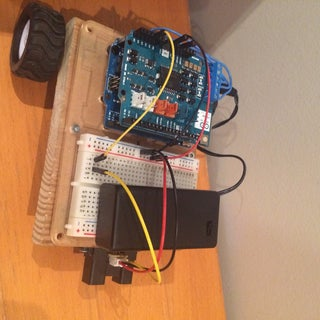 Carduino- a Simple Arduino Robotics Platform With Its Own Library