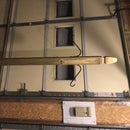 Octagon Hanging Basket Column