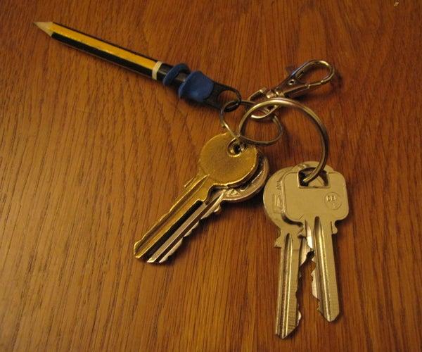 Key-chain-pencil