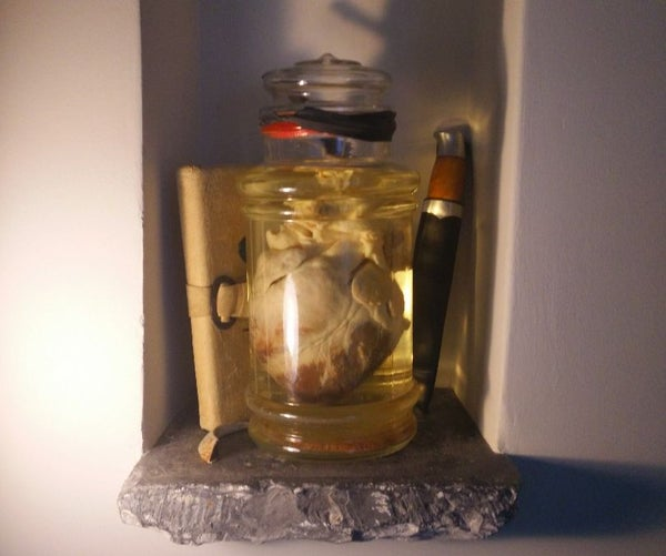 Heart in a Jar: the Super Easy Way
