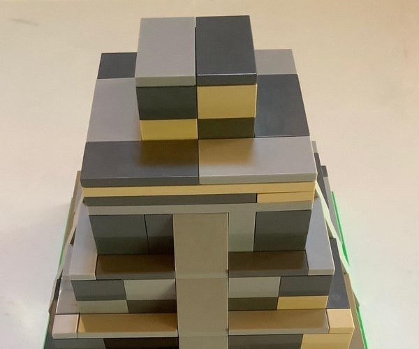 Secret Lego Compartment