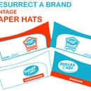 Resurrect a Brand - Burger Chef - Part 6 - Vintage Food Service Hat