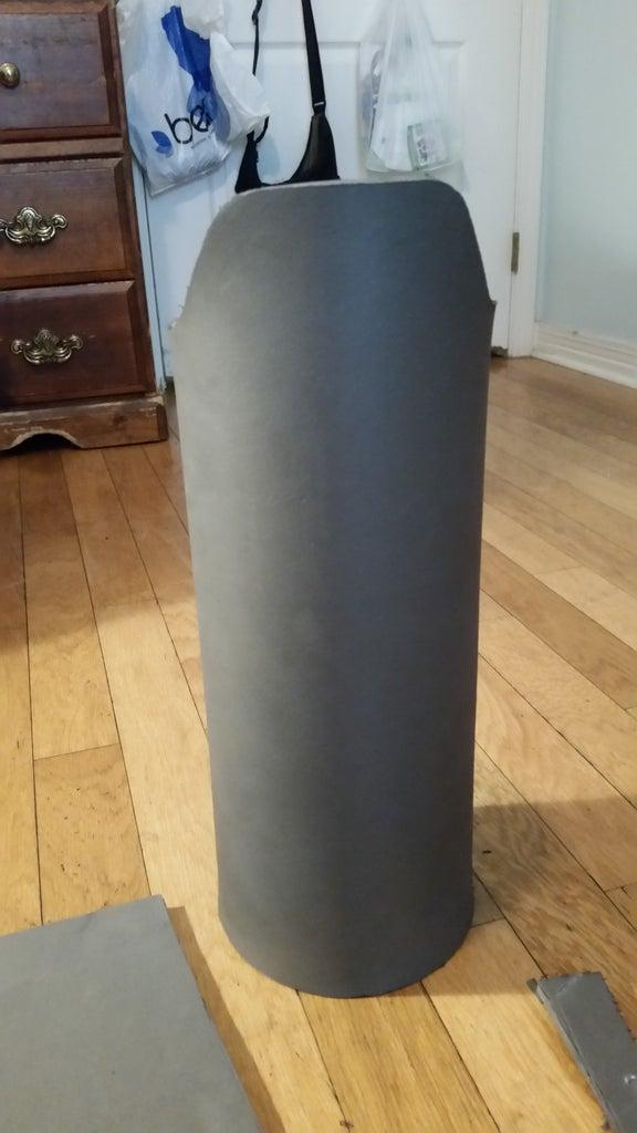 Making the Leg