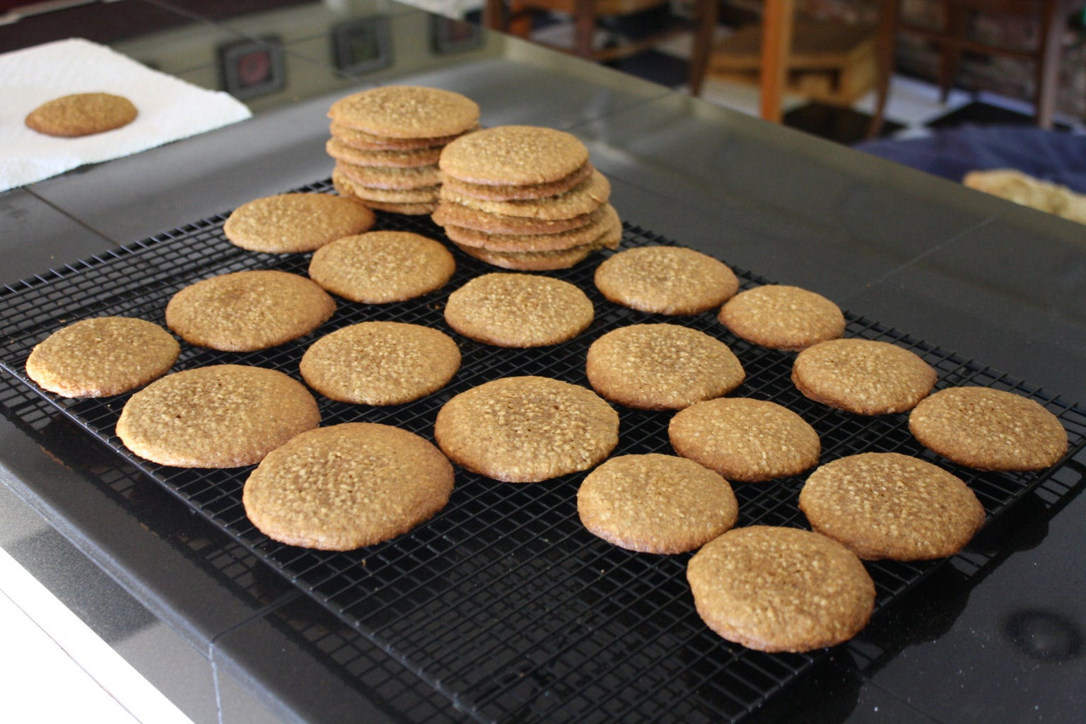 Bake the Cookies!