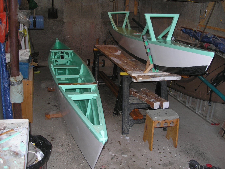 Finish the Basic Canoe Configuration