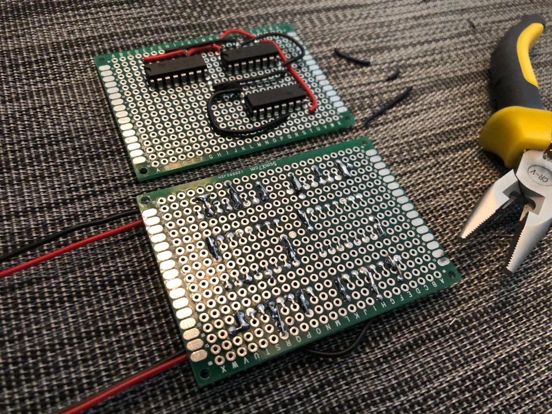 LED Bar Fuel Gauges