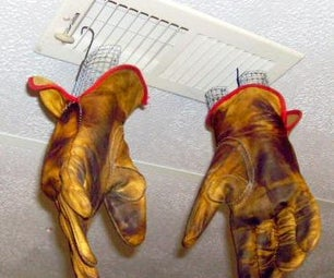 Dryer for Gloves and Mittens