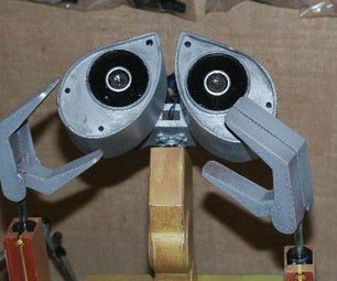 Wall-E's First Head Movments