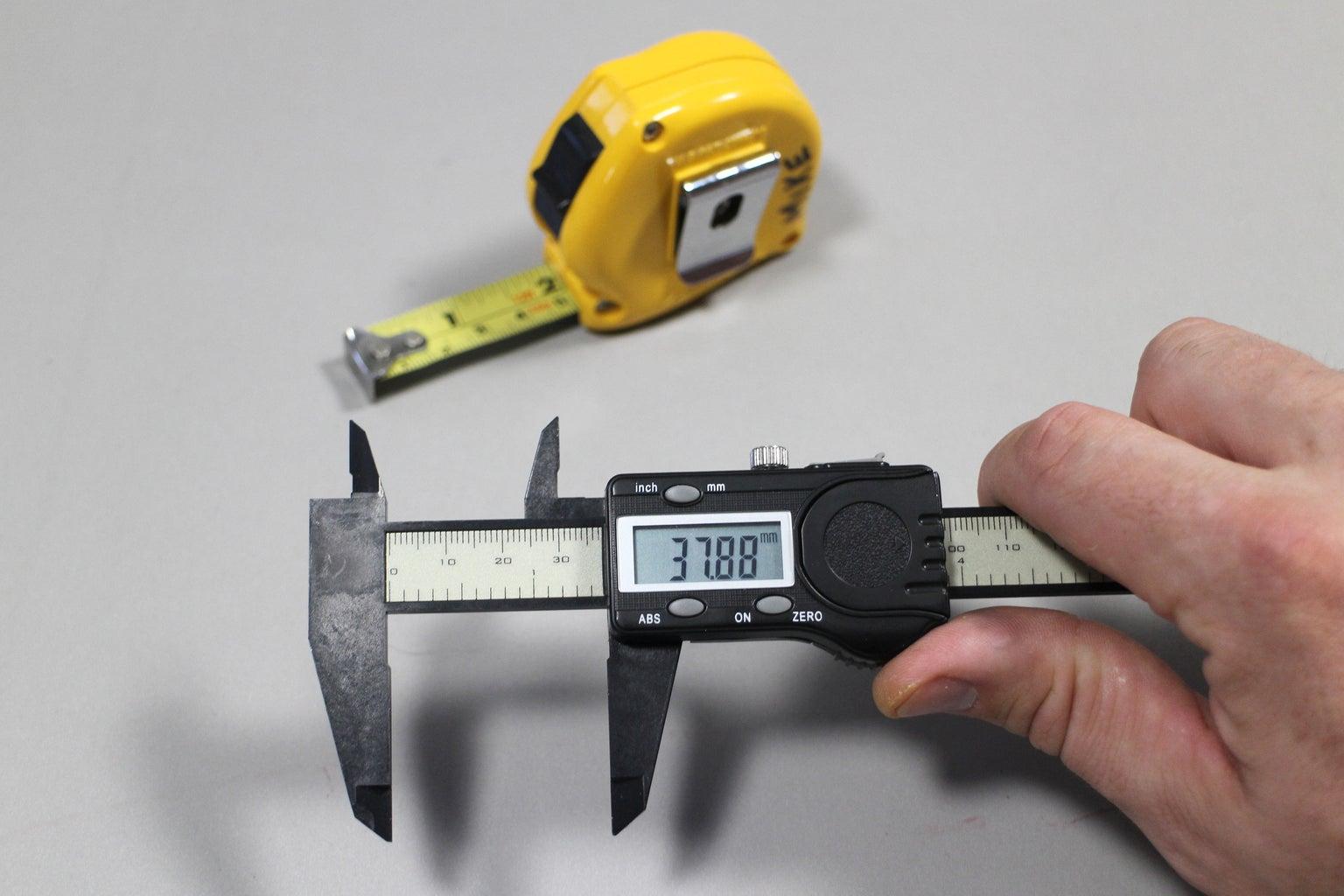 Measure Tape Measure
