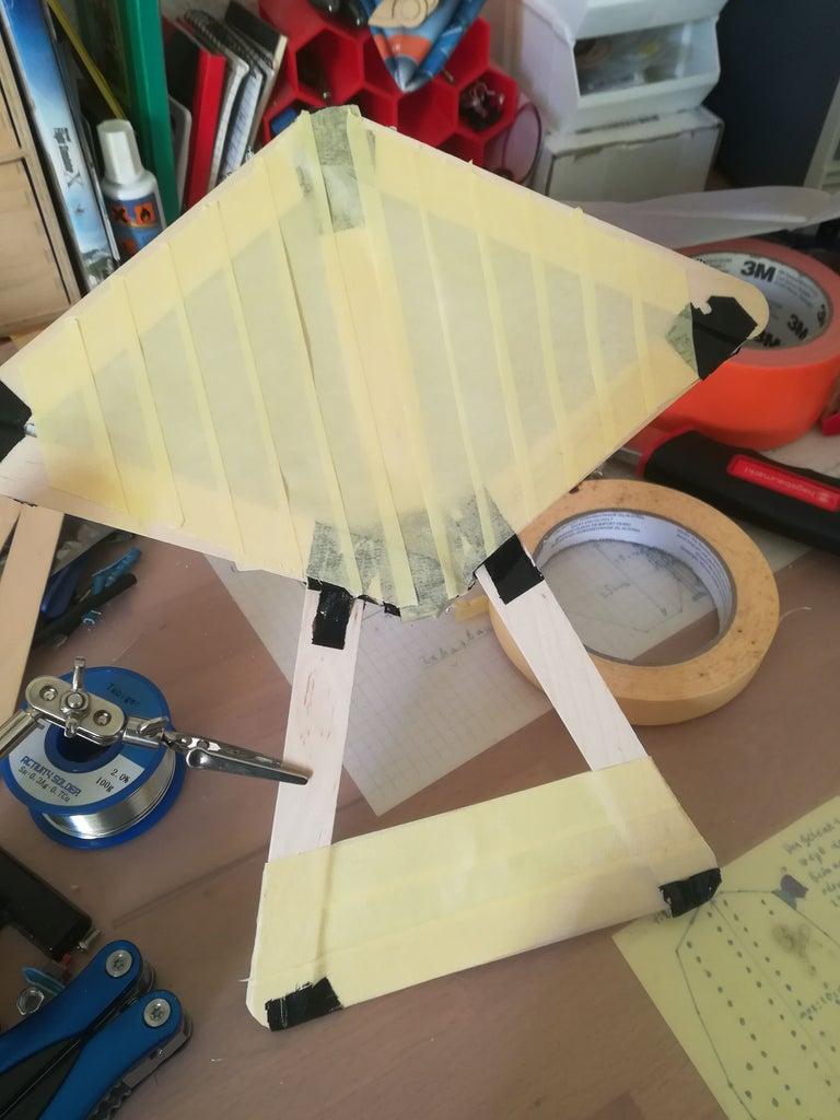 Flying Tape-Plane