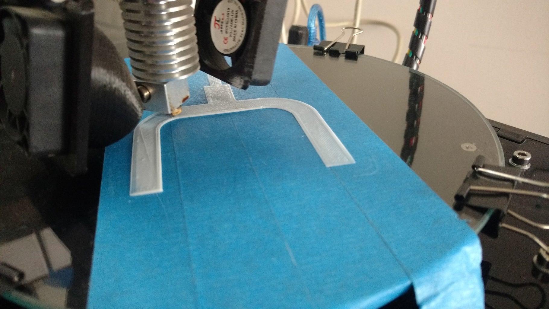Spooler Completo Con Filamento Montado / Spooler Complete With Mounted Filament: