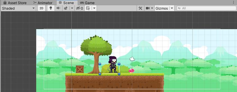 Create a 2D Game