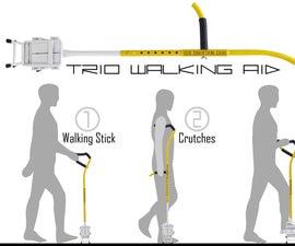 Trio Walking Aid