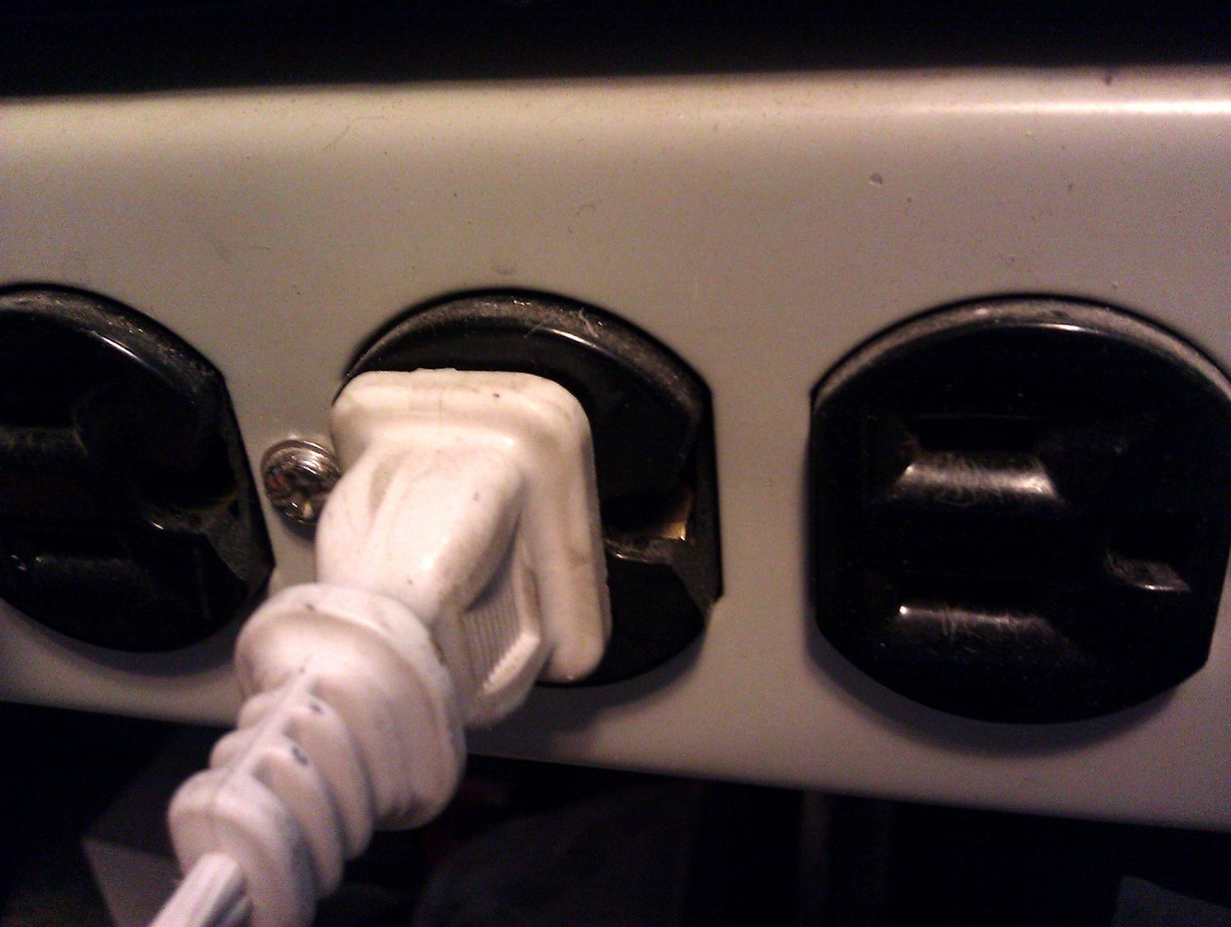 Find Where It Plugs In