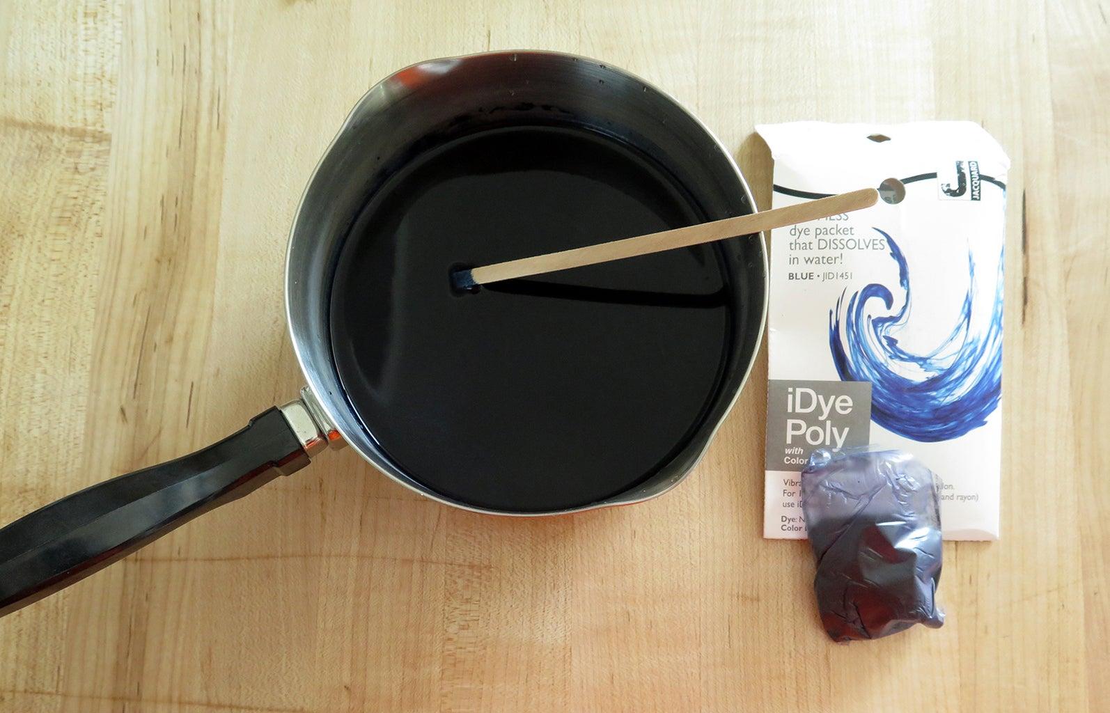 Boil in Dye Solution