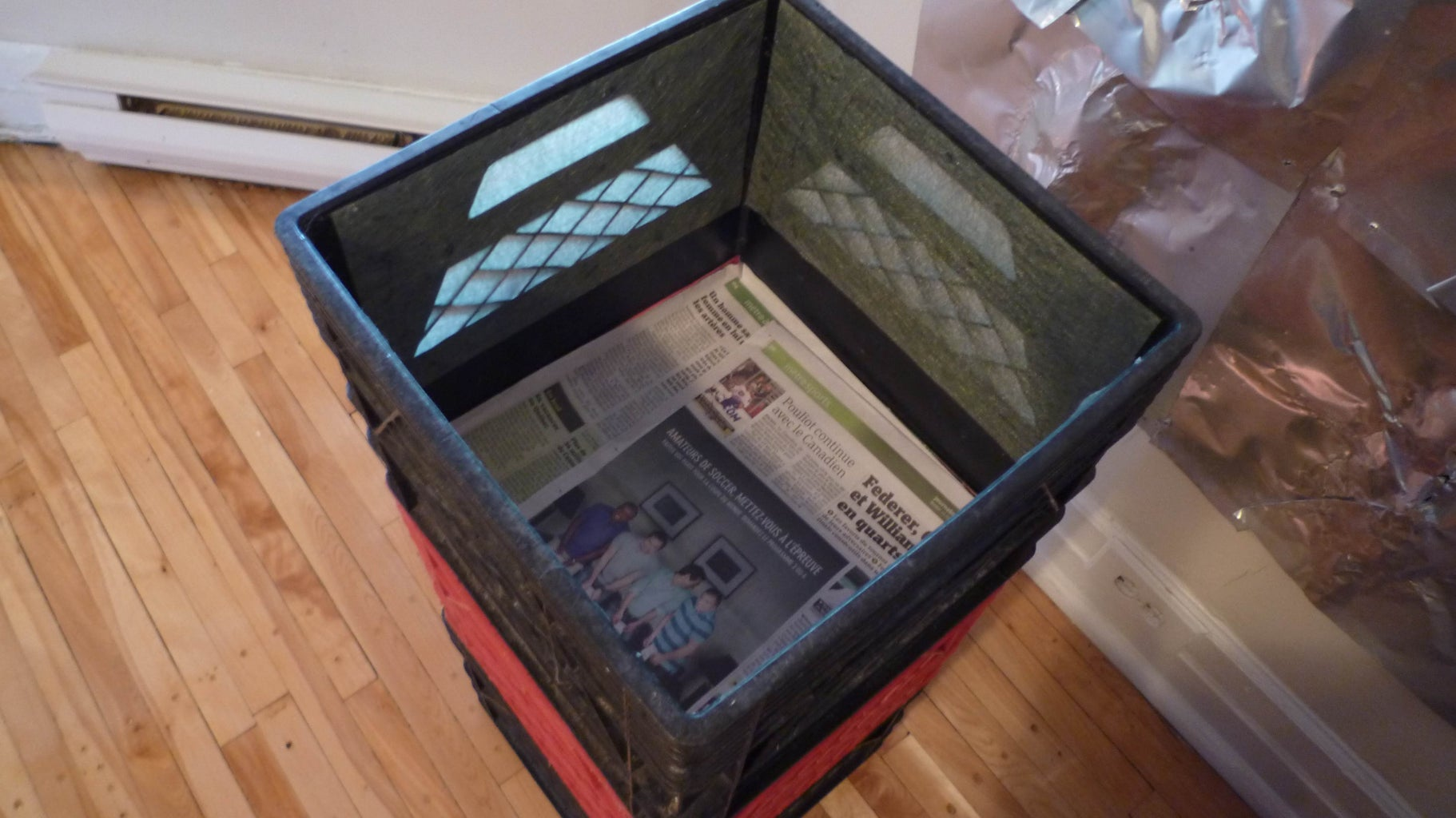Assemble Your Composter