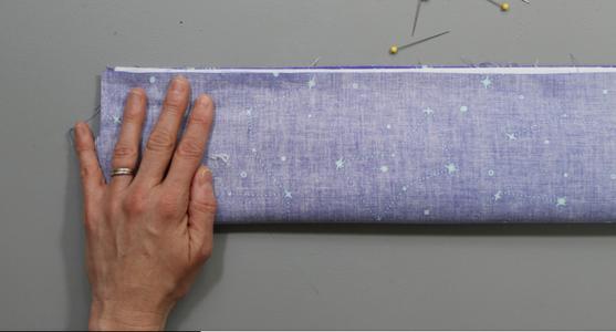 Fold Up the Cuff Fabric: