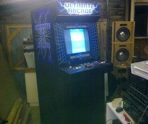Ultimate Arcade - a Retrospective Build
