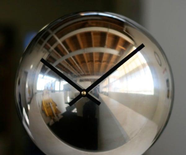Mirror Ball Clock