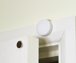 Door Controlled Light (wireless!)
