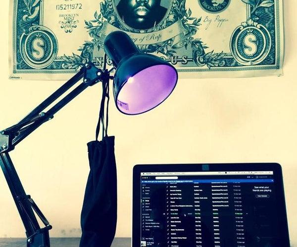Musical RGB Lamp