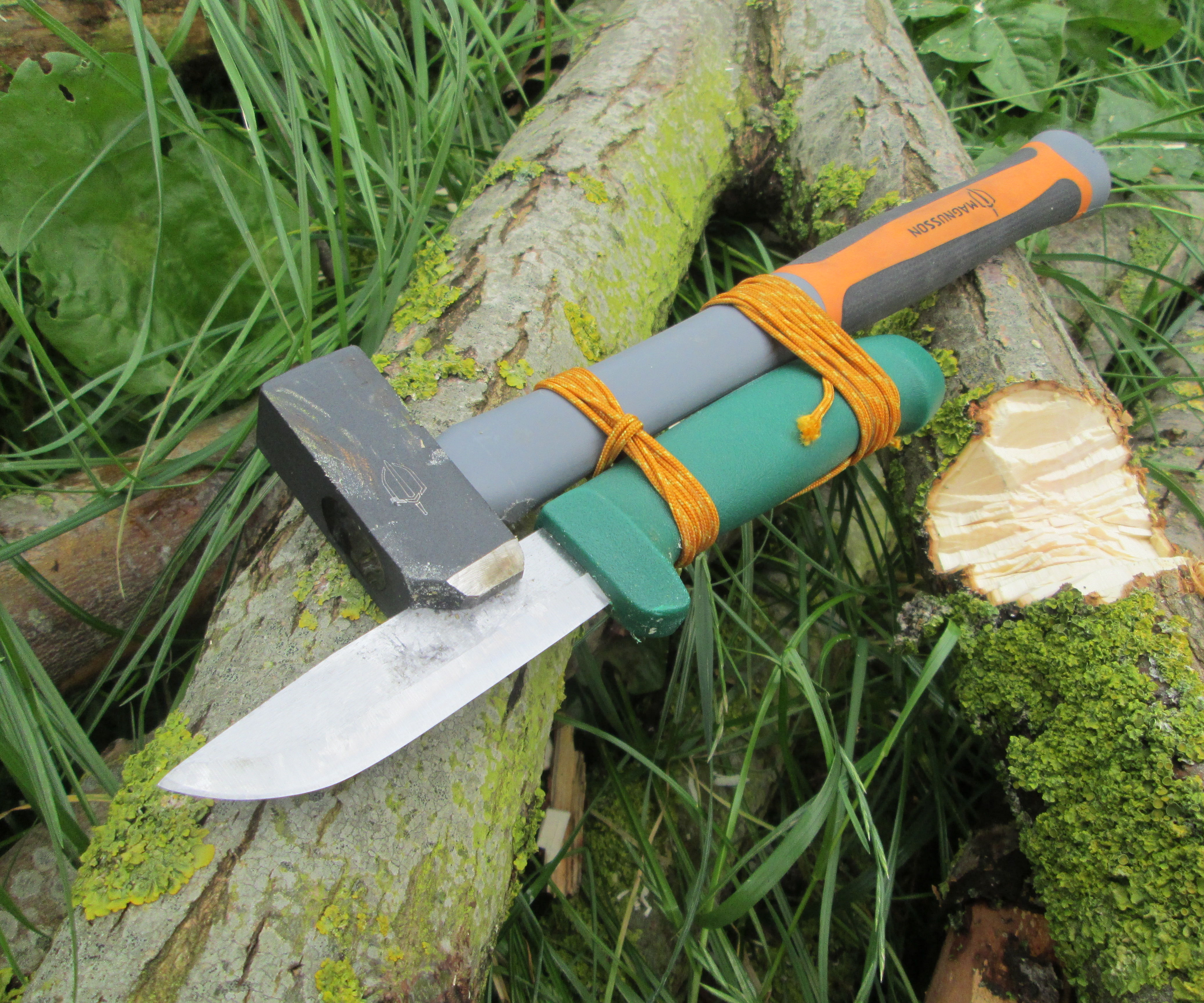 The Bayonax - when Thor meets bushcraft