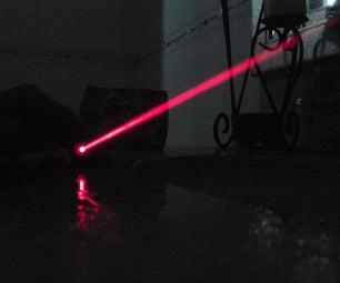 Make a Laser Security System!