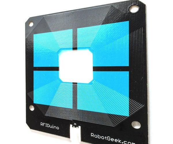 RFID Tag Windows ( Vista , 7 , 8 , and 10 ) Login