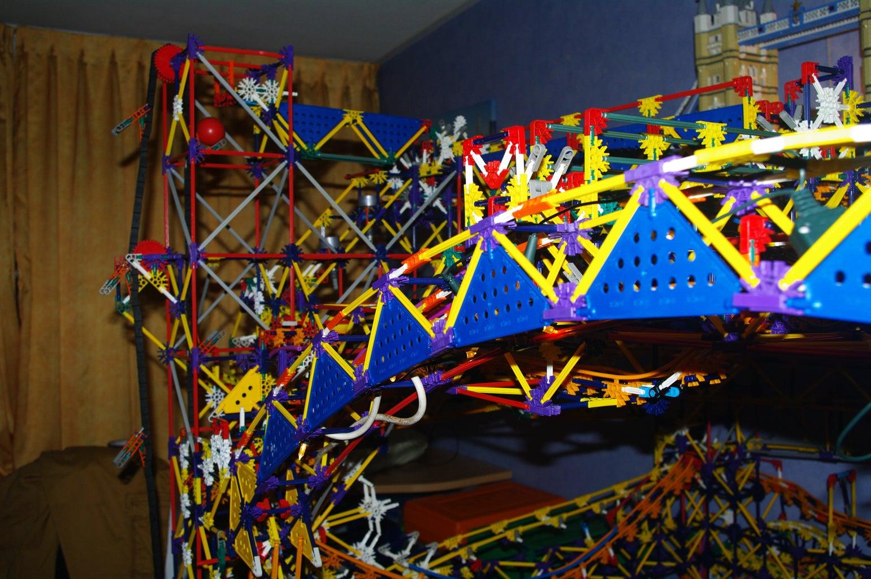 K'nex Ball Machine Canopy