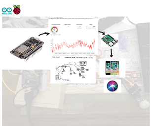 IoT Wireless Temperature and Motion Sensor