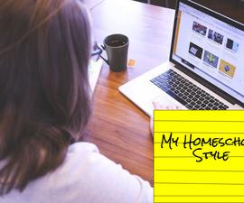 Home School: My Style Schedule