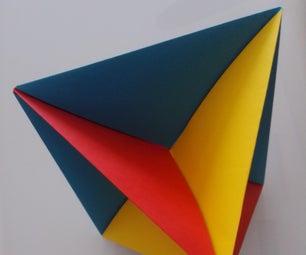 折纸球/星星/装饰品