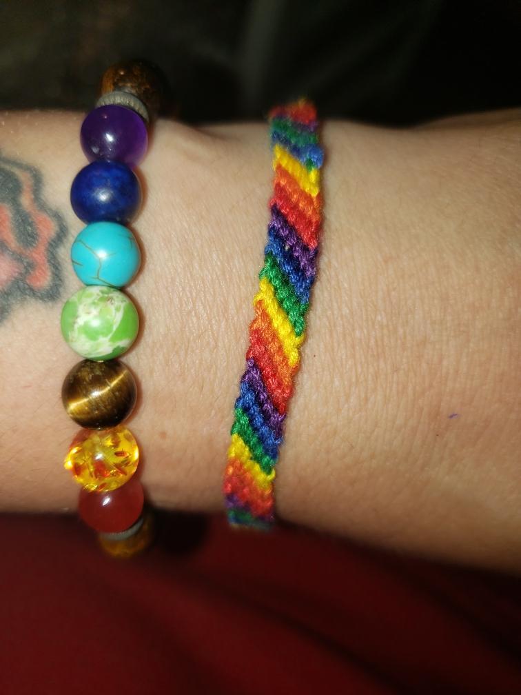 Cute Witch Friendship Bracelet
