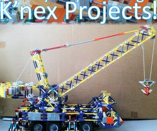 The Weekly Play Challenge: K'nex Projects!
