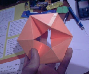 THE PAPER TOY