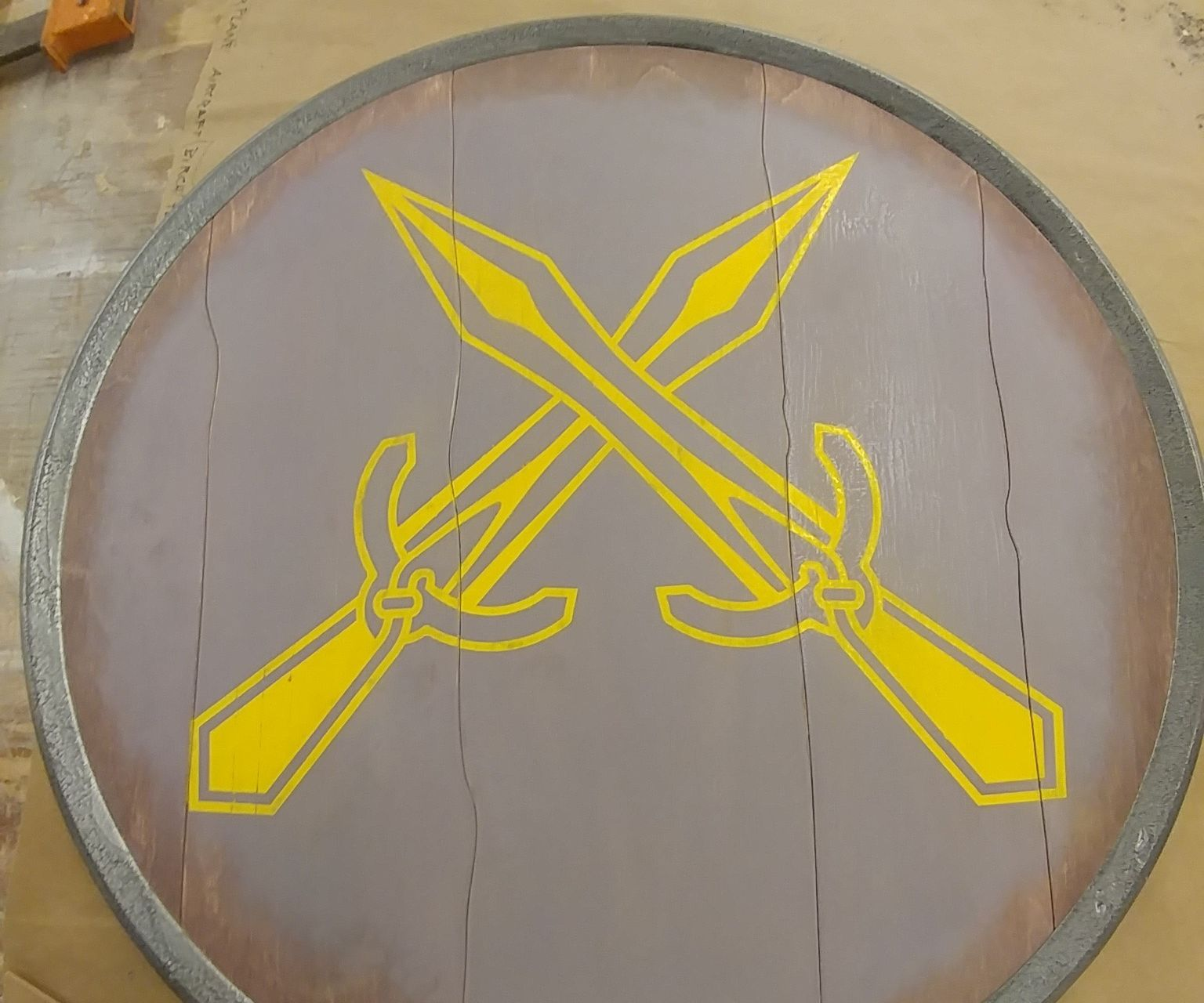 Skyrim Town Guard Shield