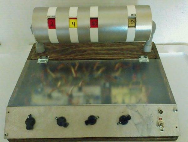 Resistor Color Code Calculator With Arduino