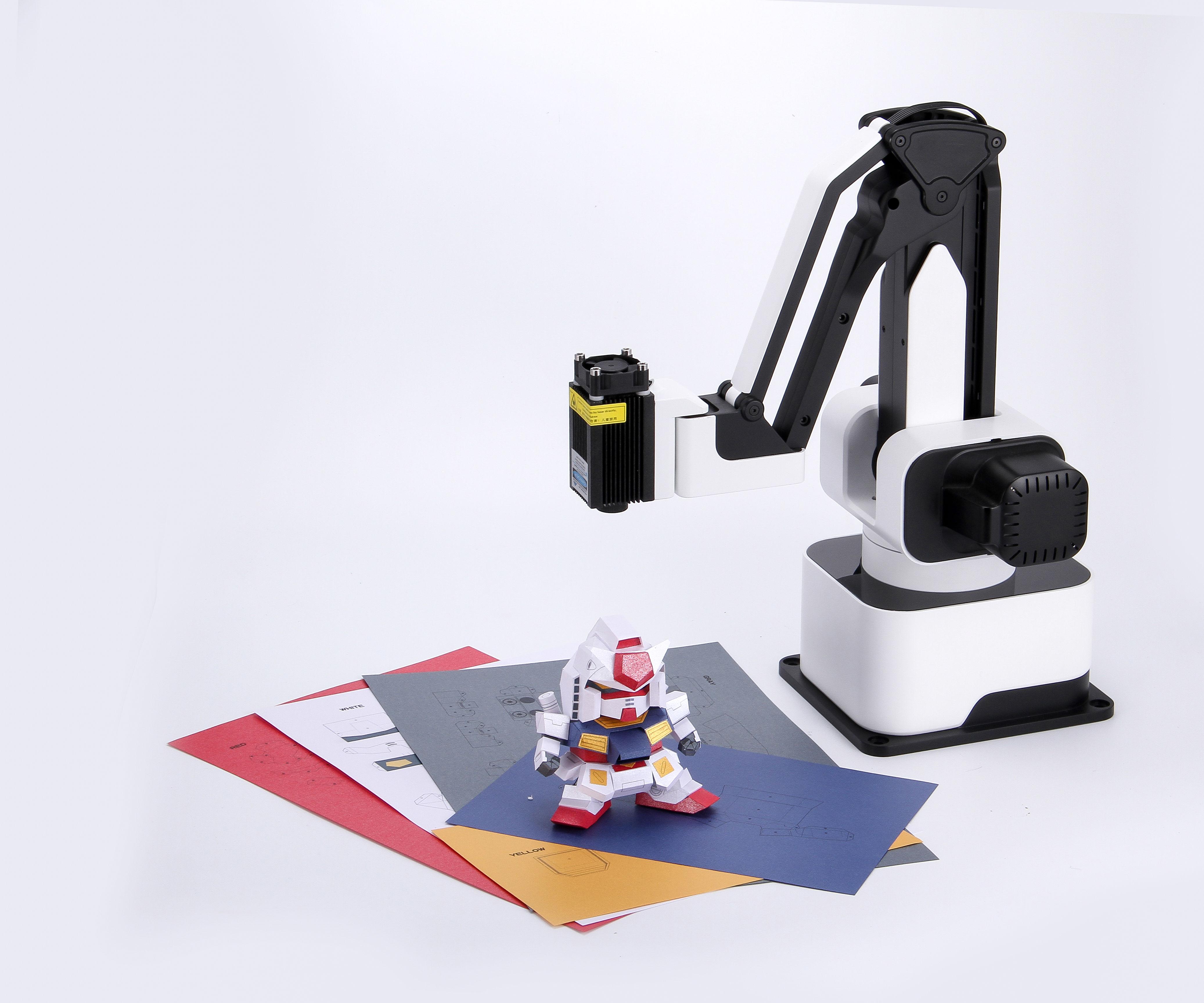 Build a Smart Gomoku Playing Robot