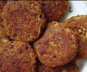 Plant-based Slider Patties from Turkish Beans