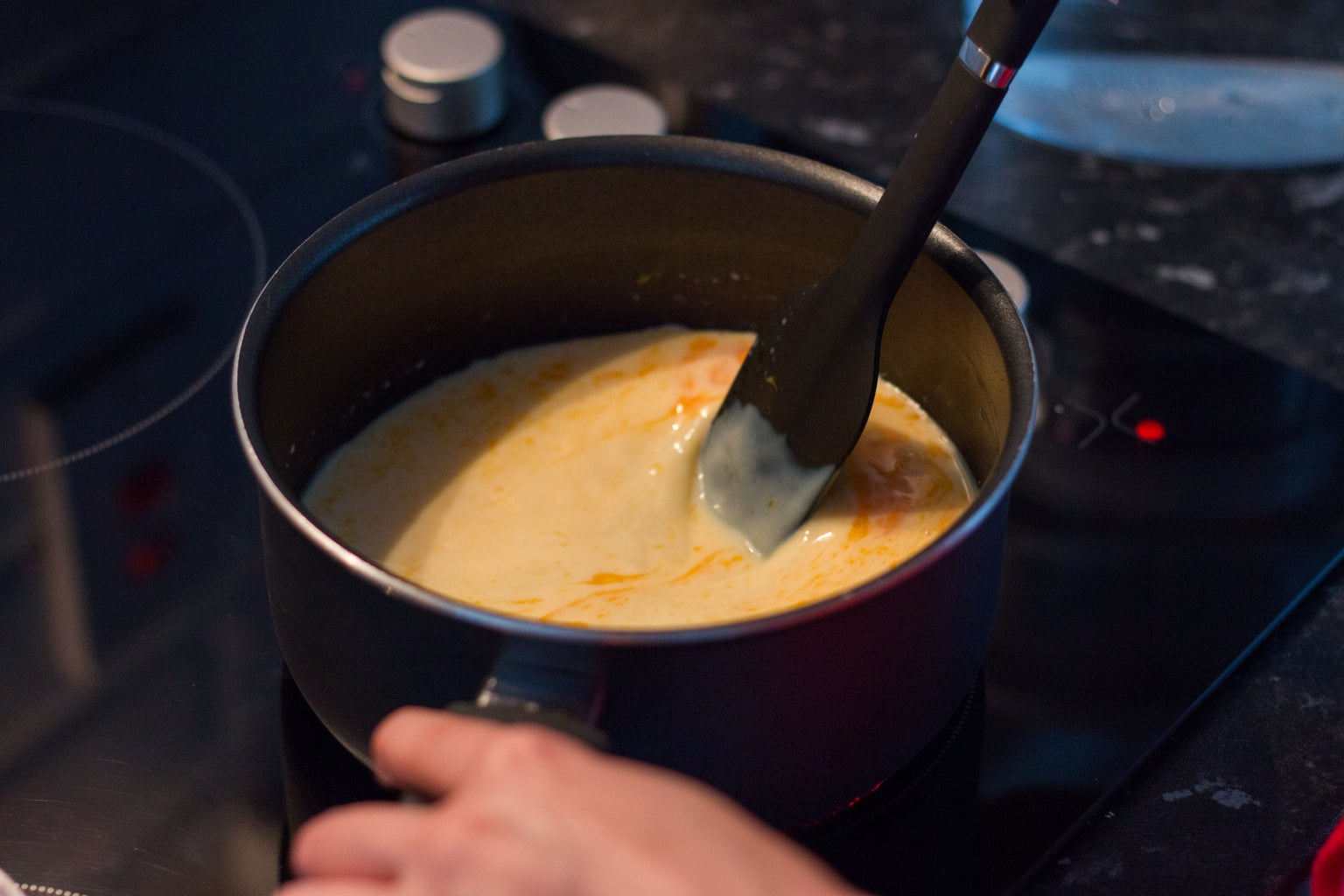Preparing the Pudding