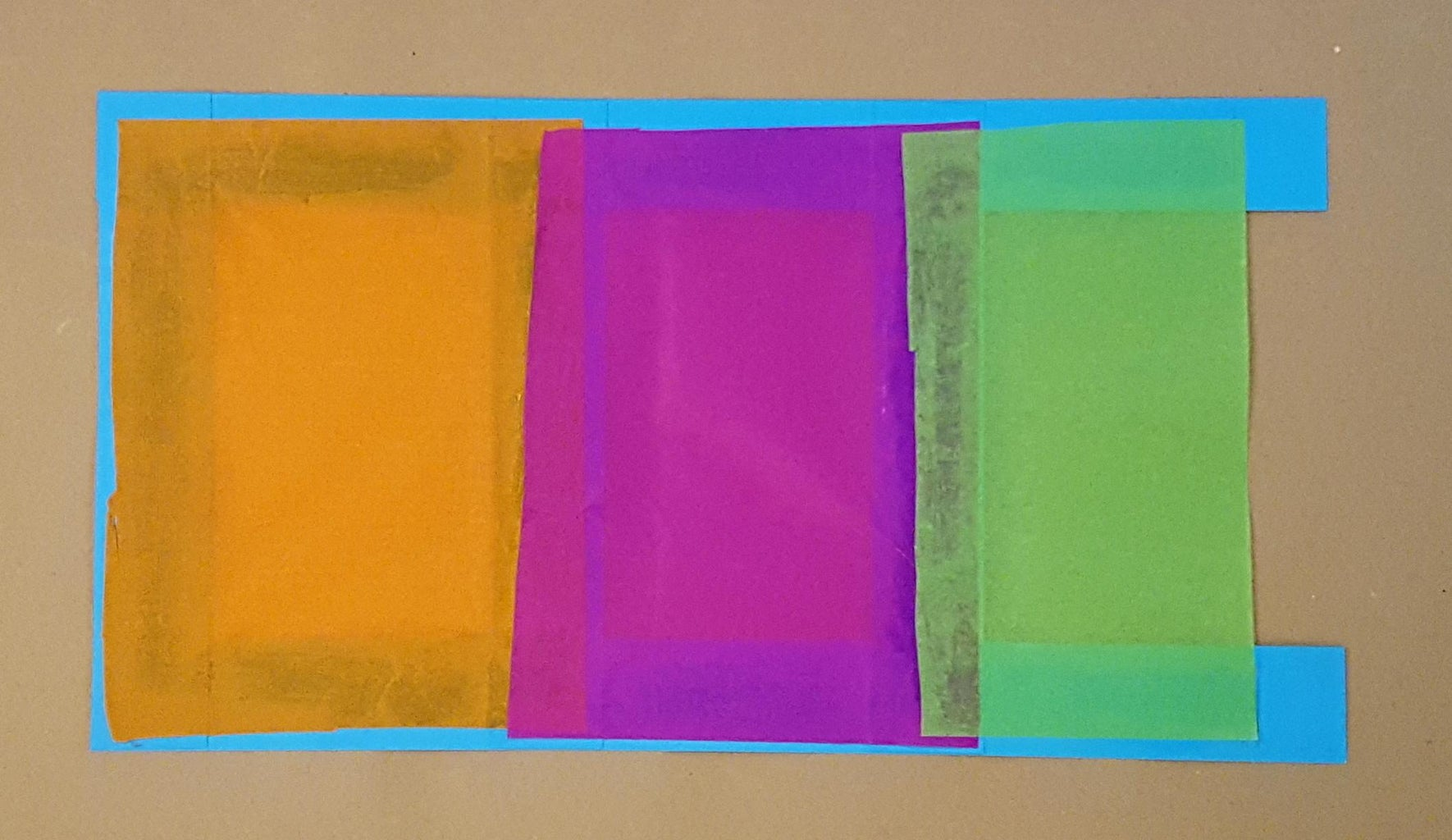 Cut the Tissue Paper